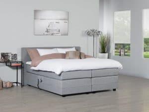 Elbatex Bedmode: 1-persoons 501 Dreamtime elektrische boxspring